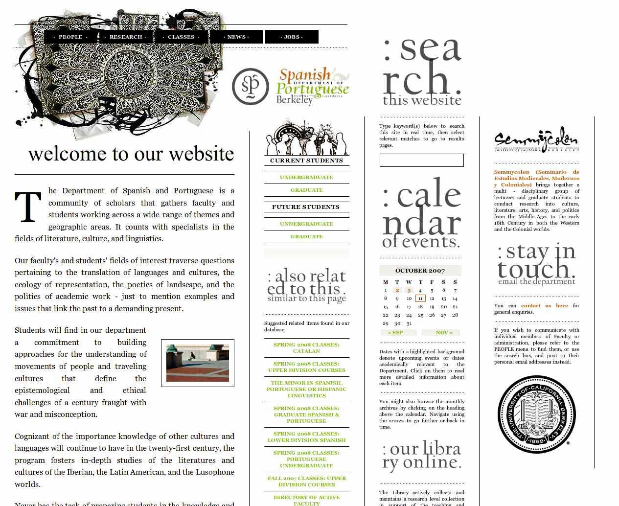 berkeley page 4 columns