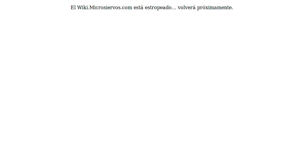 microsiervos off line