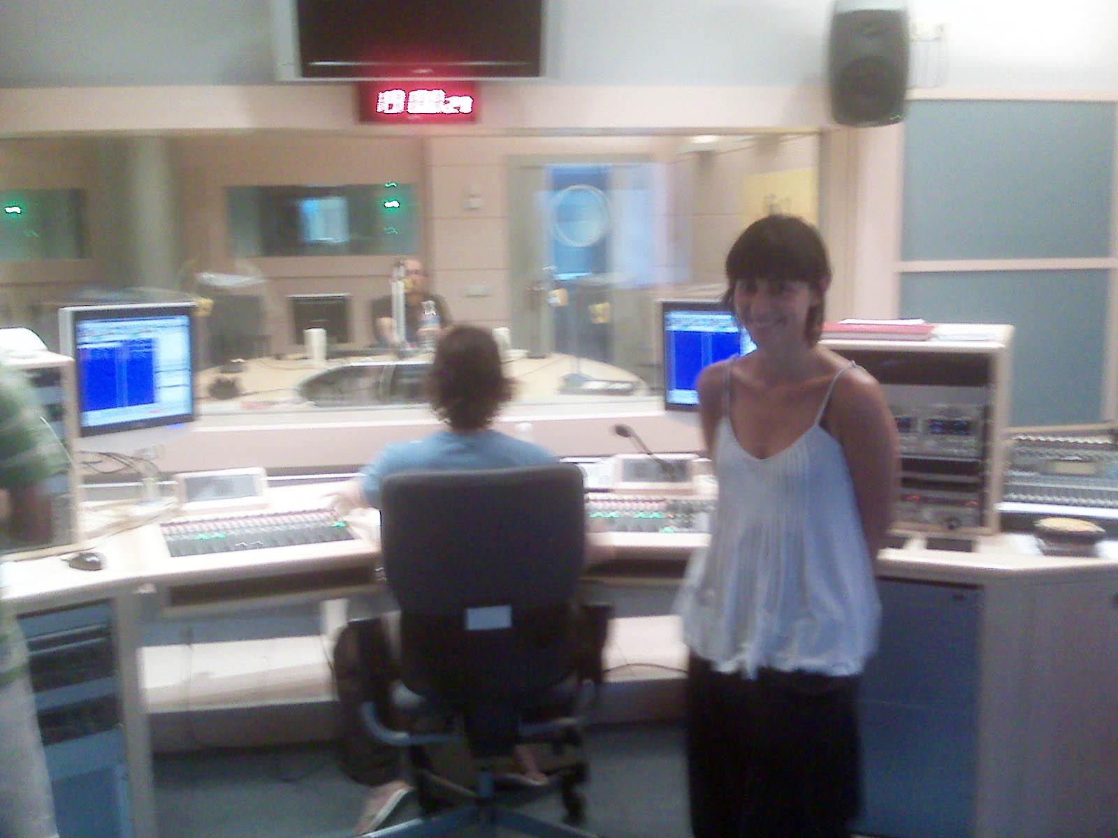 Cecilia en Radio3