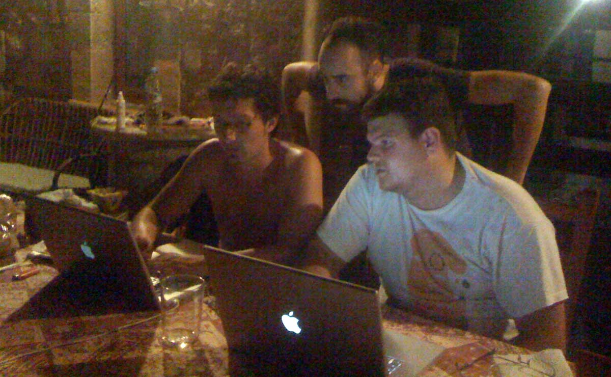 RailsRumble Mallorca Team