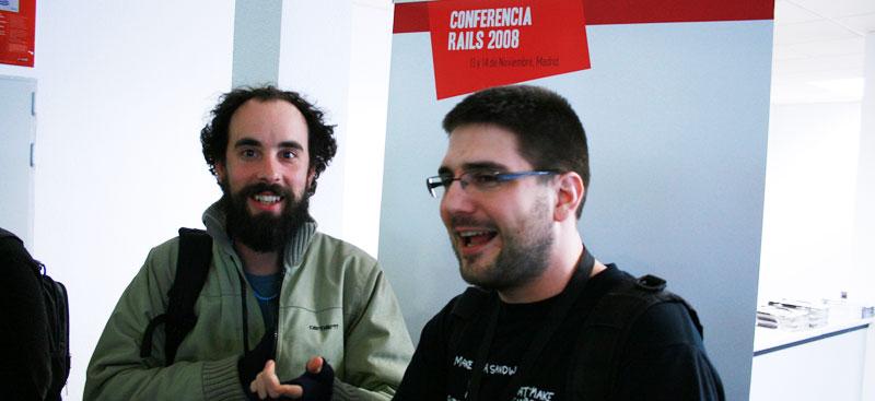 Conferencia Rail 2008