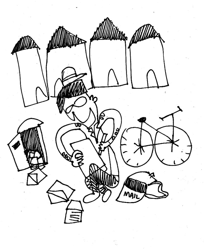 Fibber Mailman